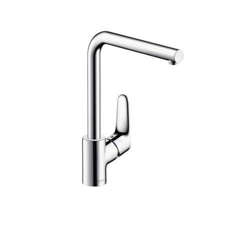 Смеситель для кухни с поворотным изливом Hansgrohe Focus 31817000