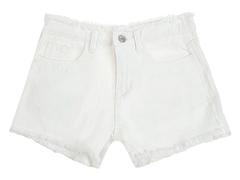 129 шорты женские, белые
