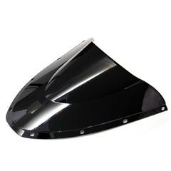 Ветровое стекло для мотоцикла Ducati 999 DoubleBubble Черное