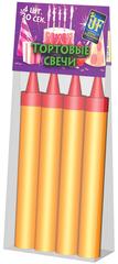 Тортовая свеча JF TS 12-30 216/4