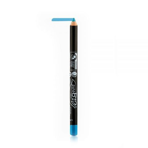 Карандаш для глаз PuroBio тон 42 небесно-голубой, 1,3 гр