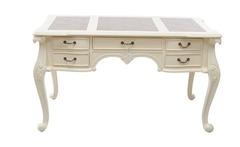 Письменный стол MK-DSK01 (MK-2464-IV) Слоновая кость