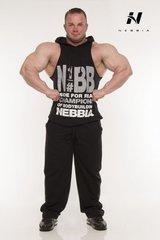Майка мужская с капюшоном Nebbia HOOD 974