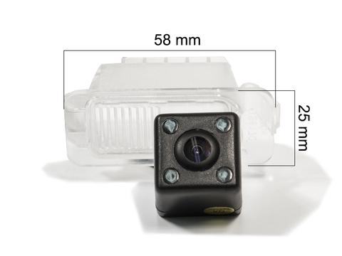 Камера заднего вида для Ford Mondeo 07+ Avis AVS315CPR (#016)