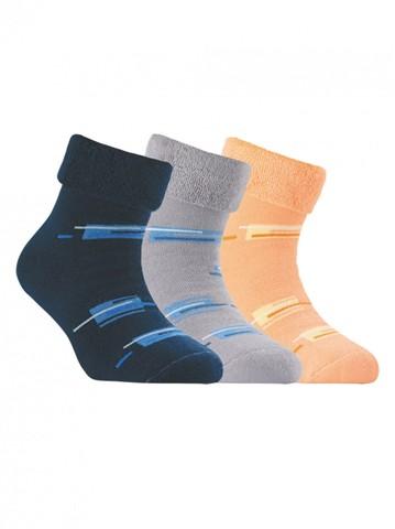 Детские носки Sof-Tiki 6С-19СП (махровые с отворотом) рис. 047 Conte Kids