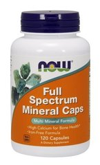 Now Full Spectrum Mineral Caps (120 caps.)