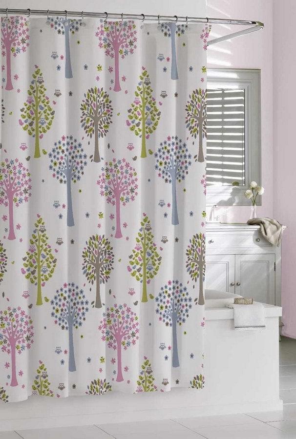 Для ванной Шторка для ванной детская 183х183 Kassatex Merry Meadow shtorka-dlya-vannoy-183h183-kassatex-merry-meadow-ssha-kitay.jpg