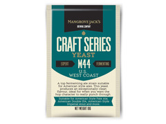 Дрожжи Mangrove Jack's Craft US West Cost M-44, 10 гр