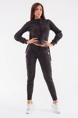 Женская кофта Bonafide EverLife (Black)