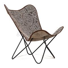 Кресло Secret De Maison NEWTON ( mod. М-17572) — коричневый