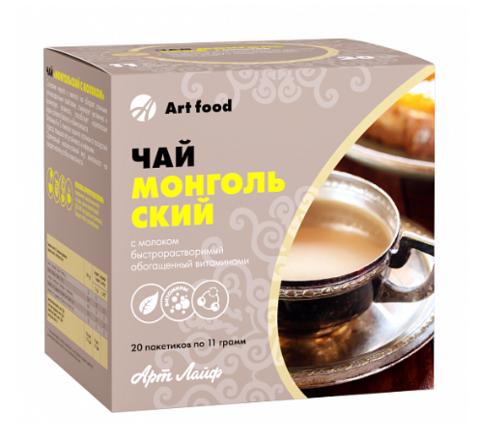 чайный напитк «Монгольский»