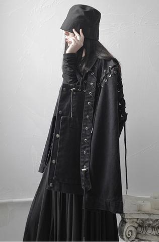 Джинсовая куртка «BAMER»