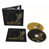 Freddie Mercury / Messenger Of The Gods: The Singles (2CD)