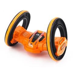 Радиоуправляемая оранжевая машина перевертыш 5588-606-O