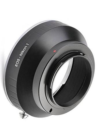 Переходное кольцо No Name Canon EOS - Nikon 1