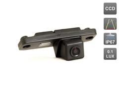 Камера заднего вида для Kia Sportage III 10+ Avis AVS326CPR (#146)