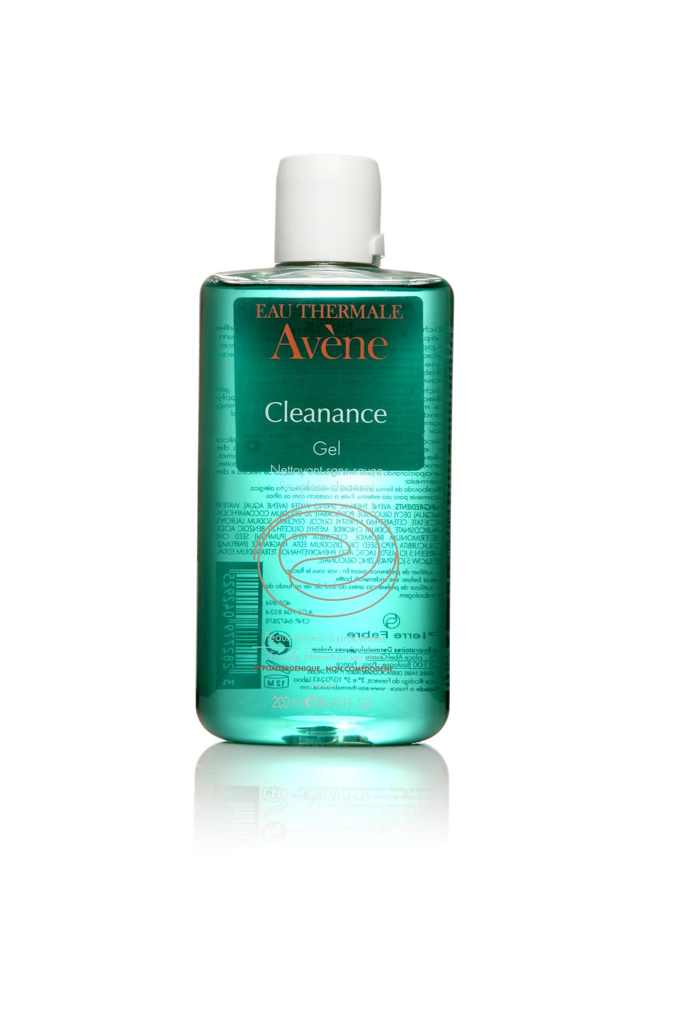 Avene Cleanance очищающий гель 200 мл.