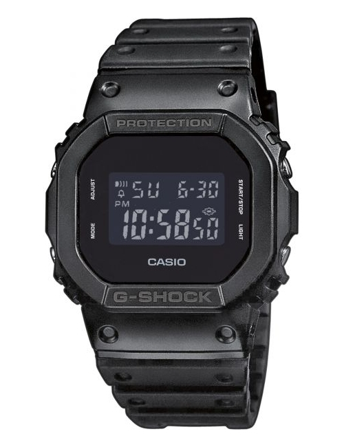 Часы мужские Casio DW-5600BB-1E G-Shock