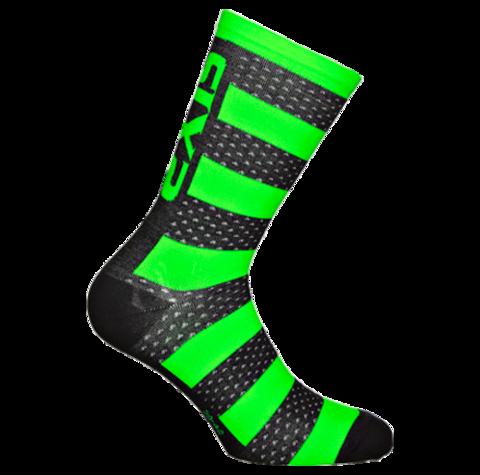 Sixs, Теплые термо-носки с мериносовой шерстью LUXURY MERINOS, зеленый