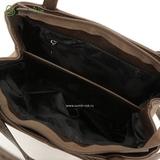 Сумка Саломея 375 флок табако