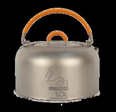 Чайник заварочный Novaya Zemlya Titanium Kettle 1 л TK-101