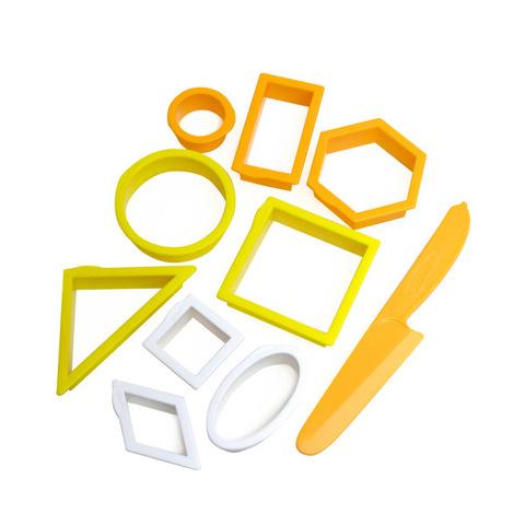 Smart Shapes формы 10 предметов Wabafun