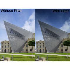 Градиентный фильтр Fujimi Z Pro GF ND8 100x100mm
