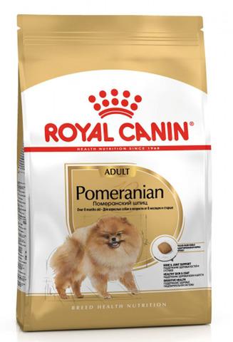 Royal Canin POMERANIAN Adult сухой корм для собак породы померанский шпиц 0,5кг