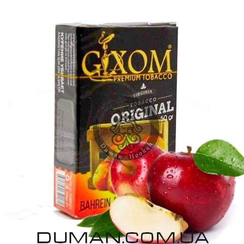 Табак Gixom Bahrain Apple (Гиксом Красное Яблоко)