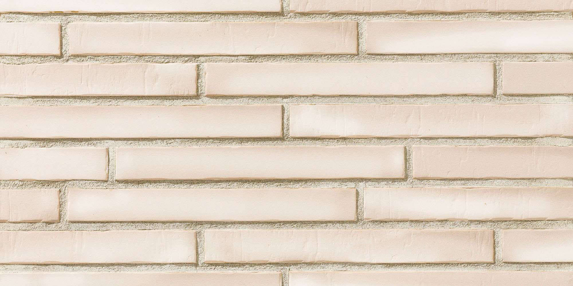 Stroeher, фасадная клинкерная плитка, цвет Glanzstueck №4, серия Glanzstueck, узкая, 440x52x14