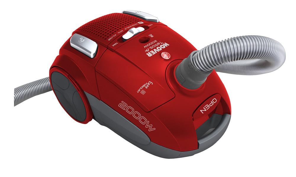 Мешковые Мешковый пылесос Telios Plus TTE2005 019