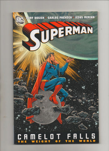 Superman: Camelot Falls The Weight of the World TPB