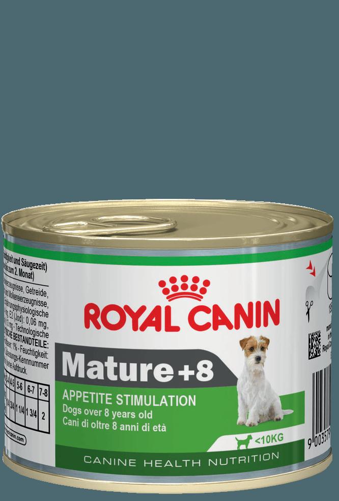 Royal Canin Консервы для собак, Royal Canin Mature +8, для поддержания жизненных сил собак старше 8 лет 780002.png