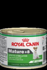 Консервы для собак, Royal Canin Mature +8, для поддержания жизненных сил собак старше 8 лет