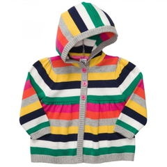 Brown Girls Winter Jacket