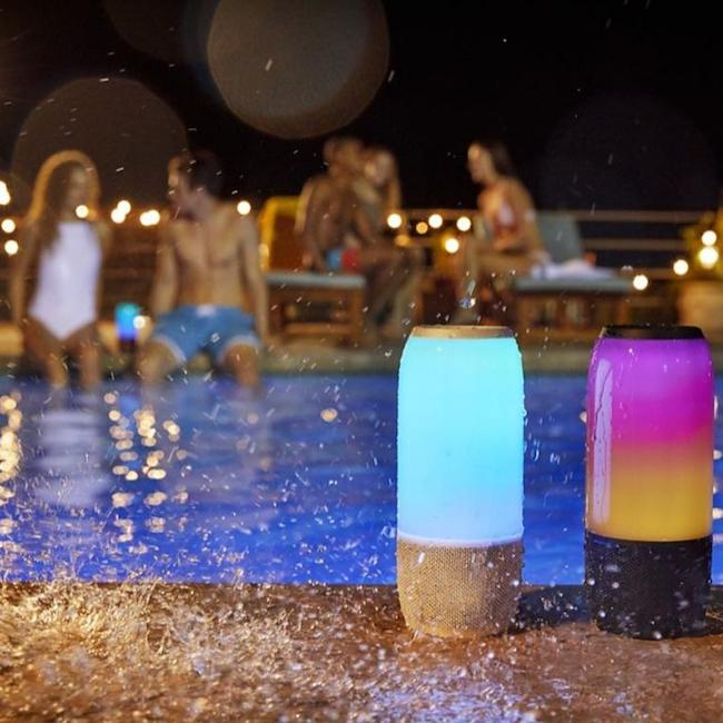 Портативная цветомузыкальная колонка Pulse 3 с Bluetooth