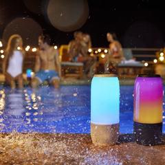 Портативная колонка со светомузыкой Pulse 3 с Bluetooth