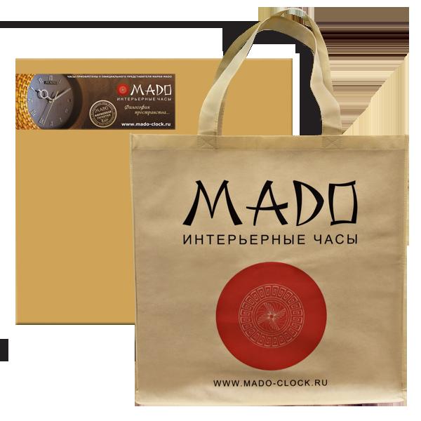 Настенные часы Mado MD-906