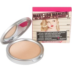 THE BALM Хайлайтер Manizers Mary-Lou Manizer - Champagne Hued Highlighter, 8.5 g