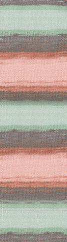 Alize Diva batik цвет 5550, пряжа, фото