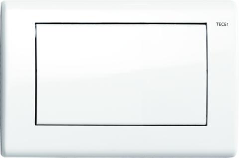 Панель смыва унитаза TECEplanus для одинарной системы смыва