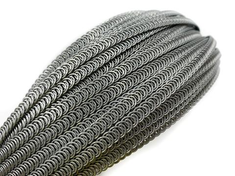 Косточка спиральная металлическая 6х0.75 мм