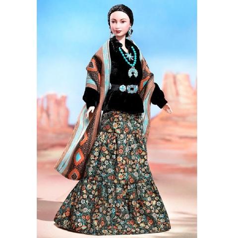 Барби Куклы Мира принцесса Навахо