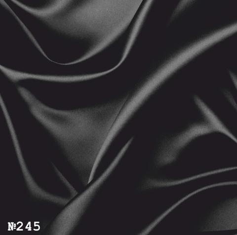 Фотофон виниловый «Черный шелк» №245
