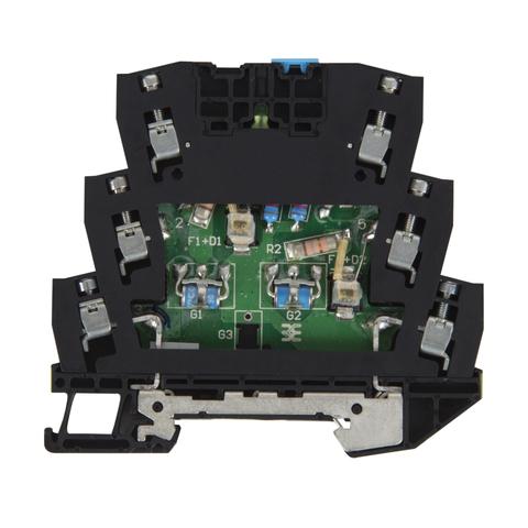 Модуль защиты варисторный МЗВ 24VAC/DC 0,5A