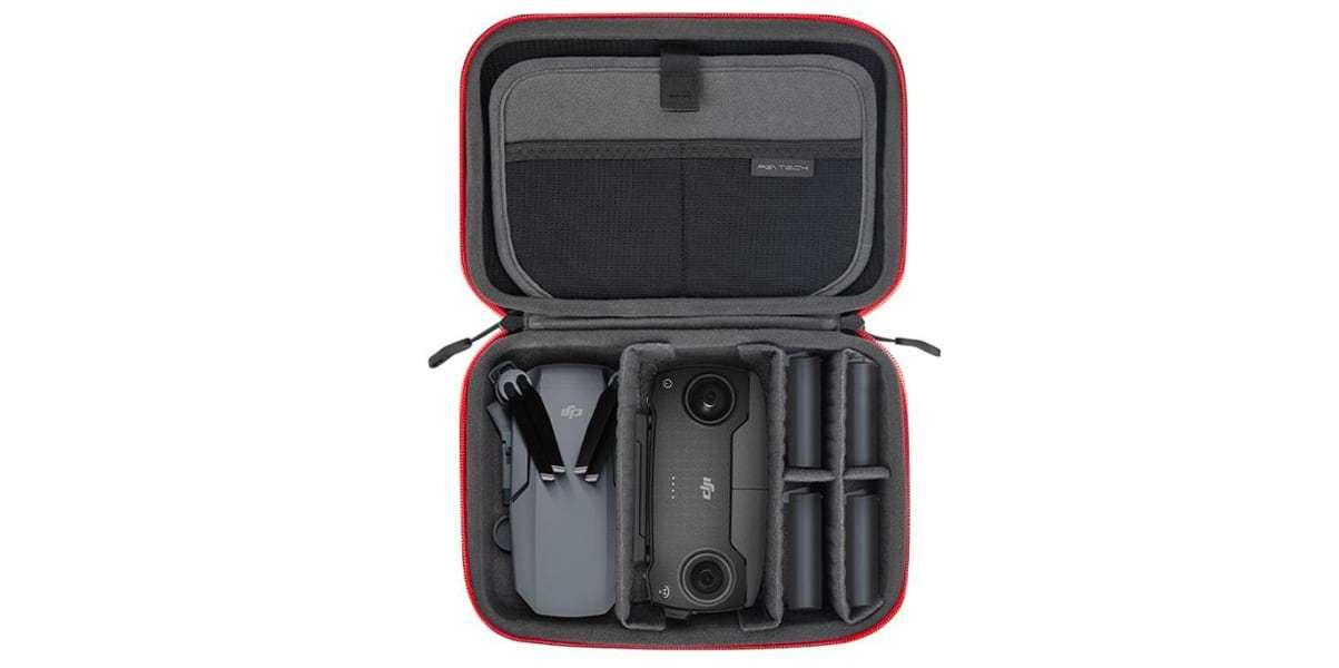 Кейс Pgytech MAVIC Mini Carrying case открытый
