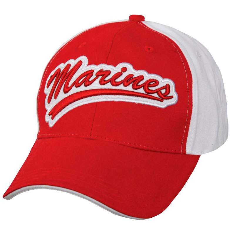 Кепка Deluxe Marines Cap Rothco (красная - red)