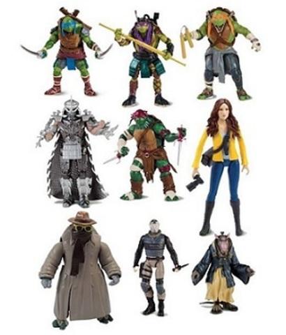 TMNT Basic Movie Figure Series 01