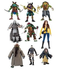 TMNT Basic Movie Figure Series 01