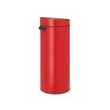 Мусорный бак Touch Bin New (30 л), Пламенно-красный, арт. 115189 - превью 2